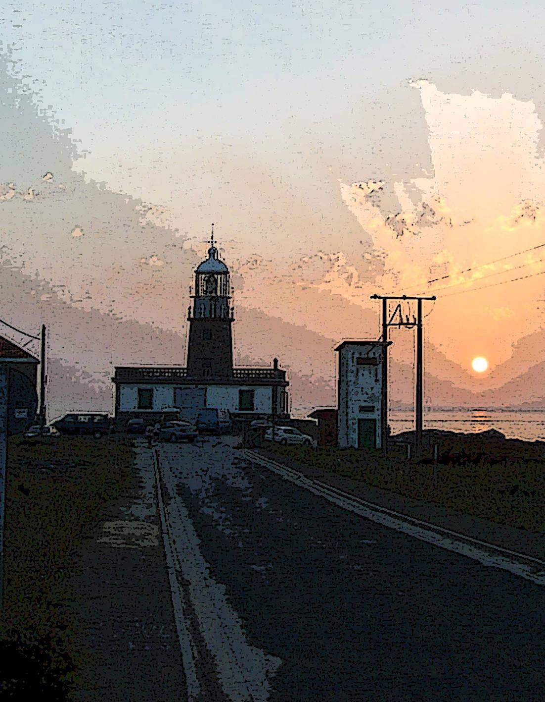 Faro Corrubedo