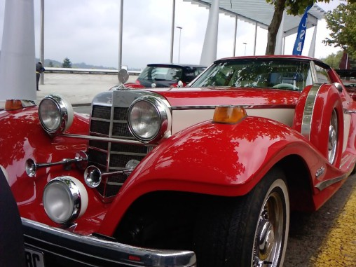 Mercedes Excalibur