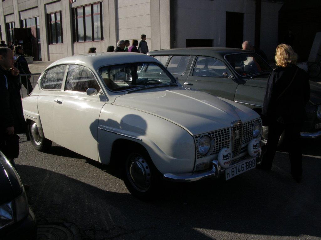 Saab 93 GT