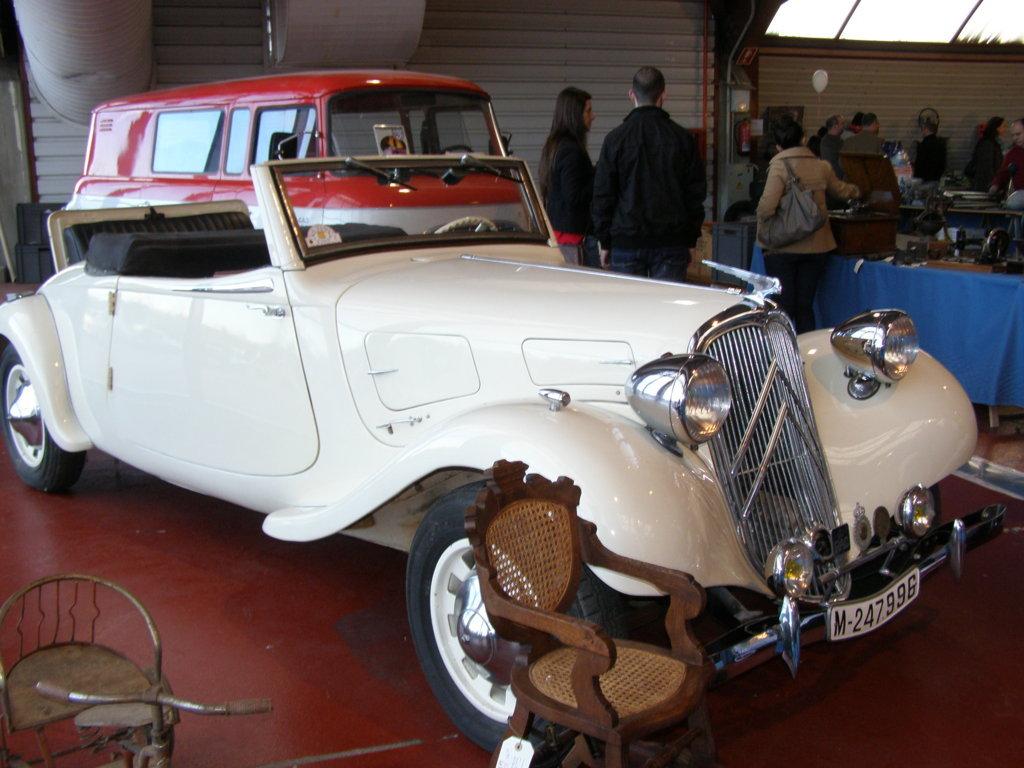 Cirtroen 11BL Cabriolet
