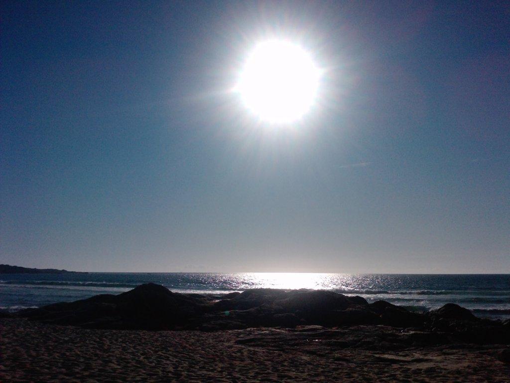 Playa de Espiñeirido Ribeira