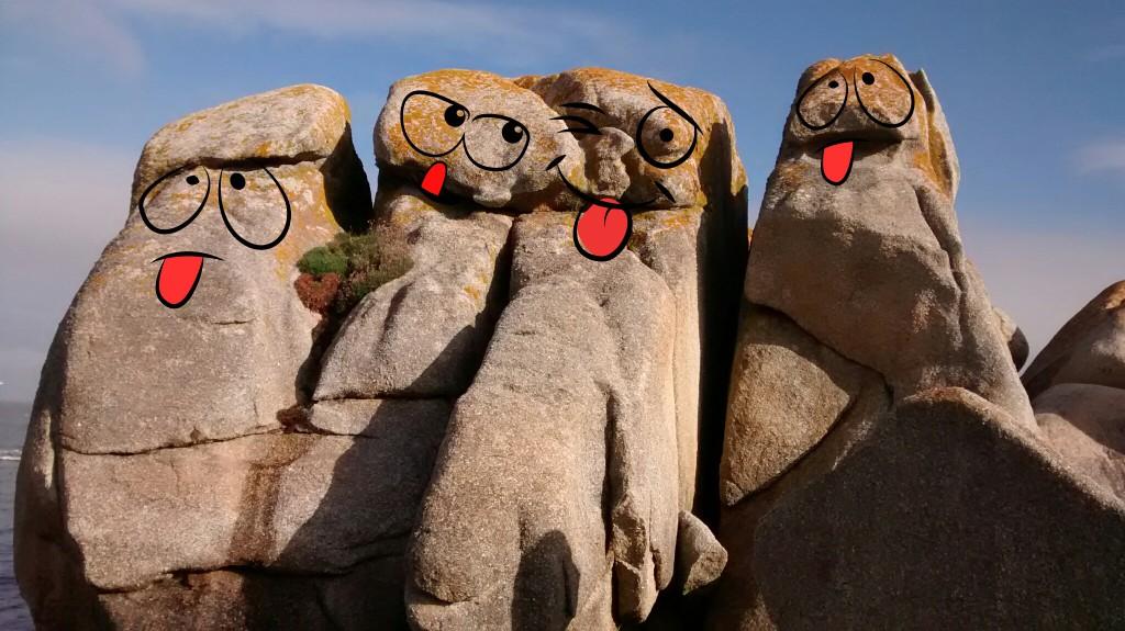 Roca monstruos