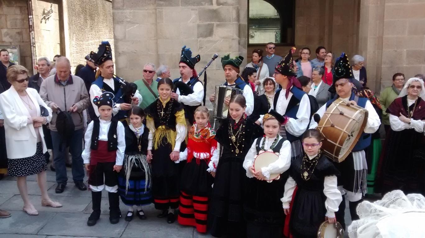 Gaiteiros galegos