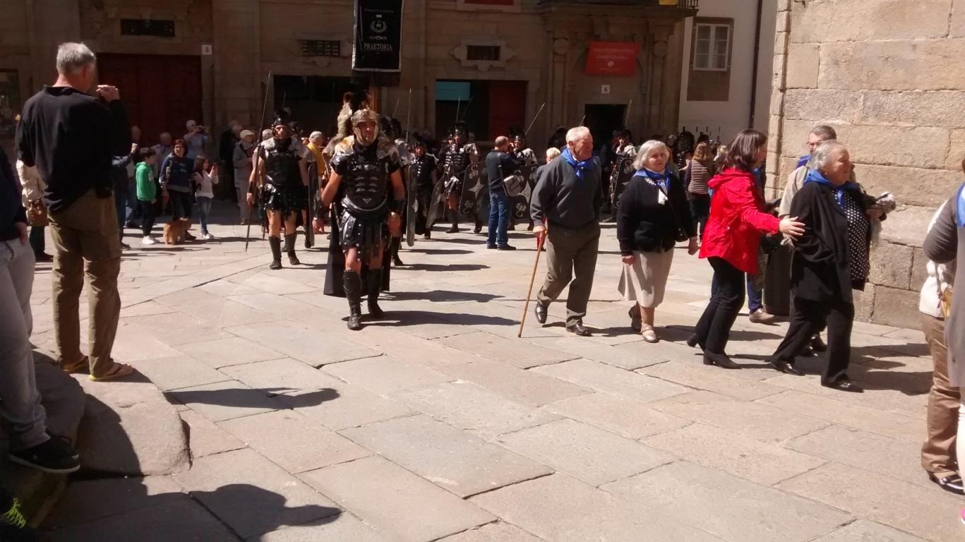 Romanos en platerías