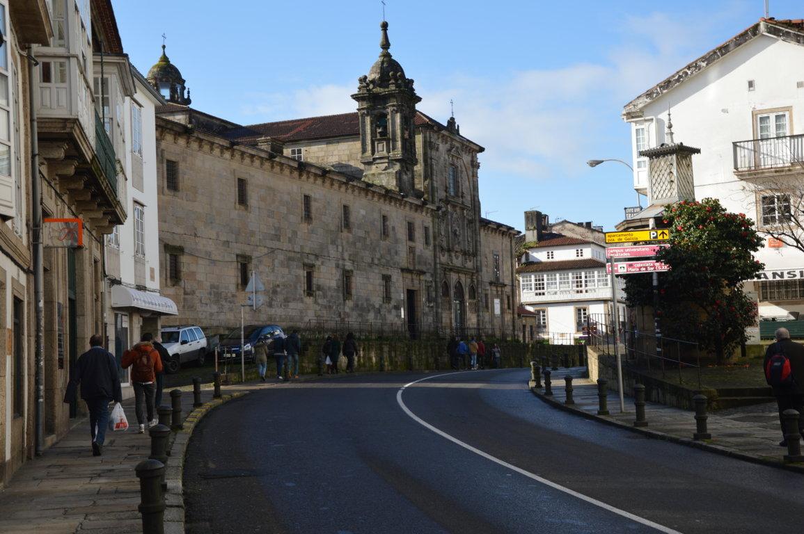 Iglesia convento mercedarias descalzas