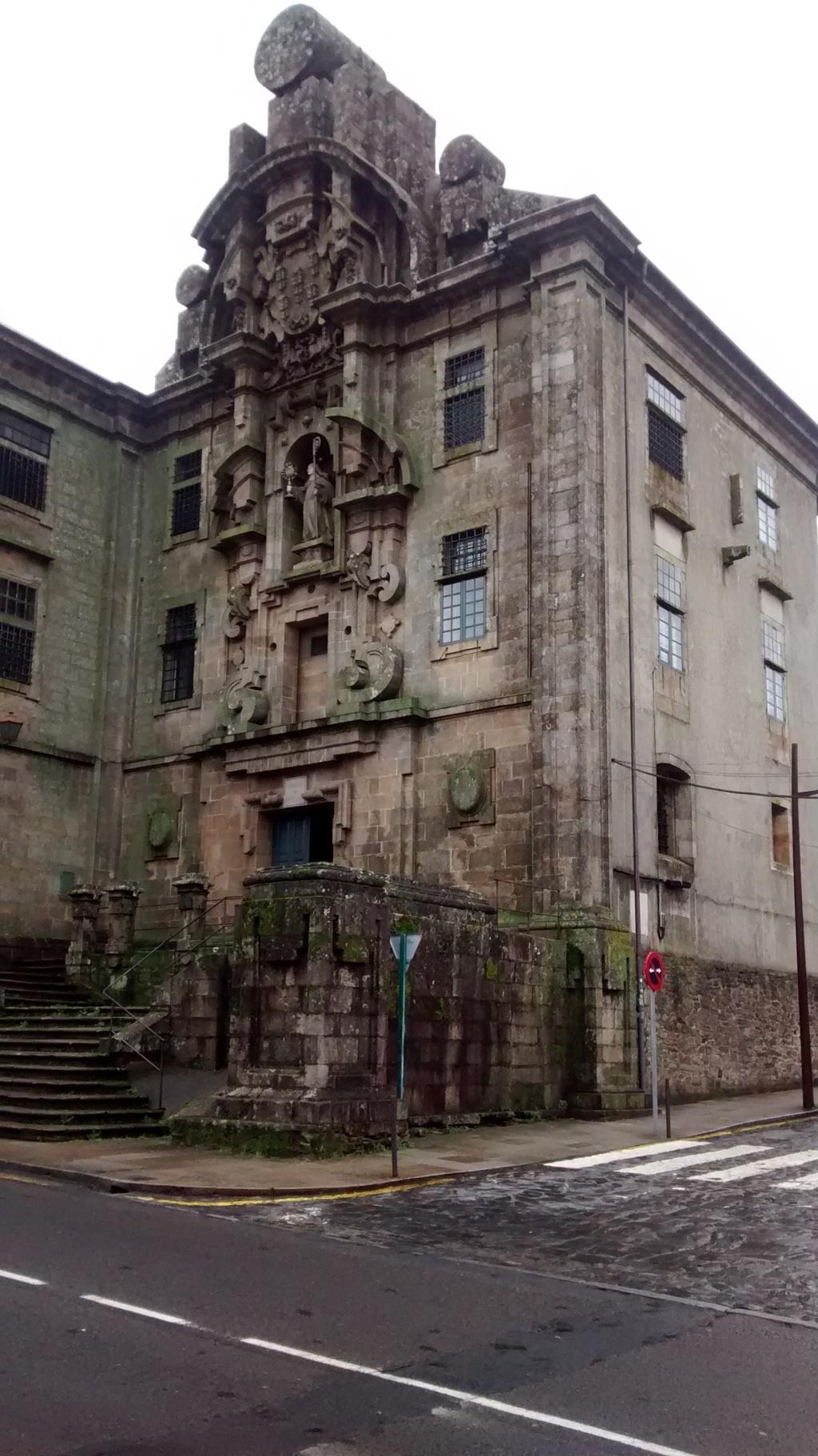 Iglesia convento Sta. Clara