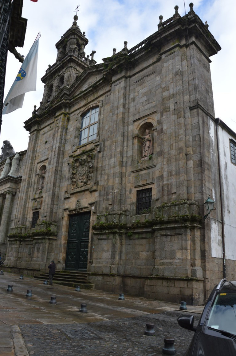 Iglesia de la Compañía o de la Universidad