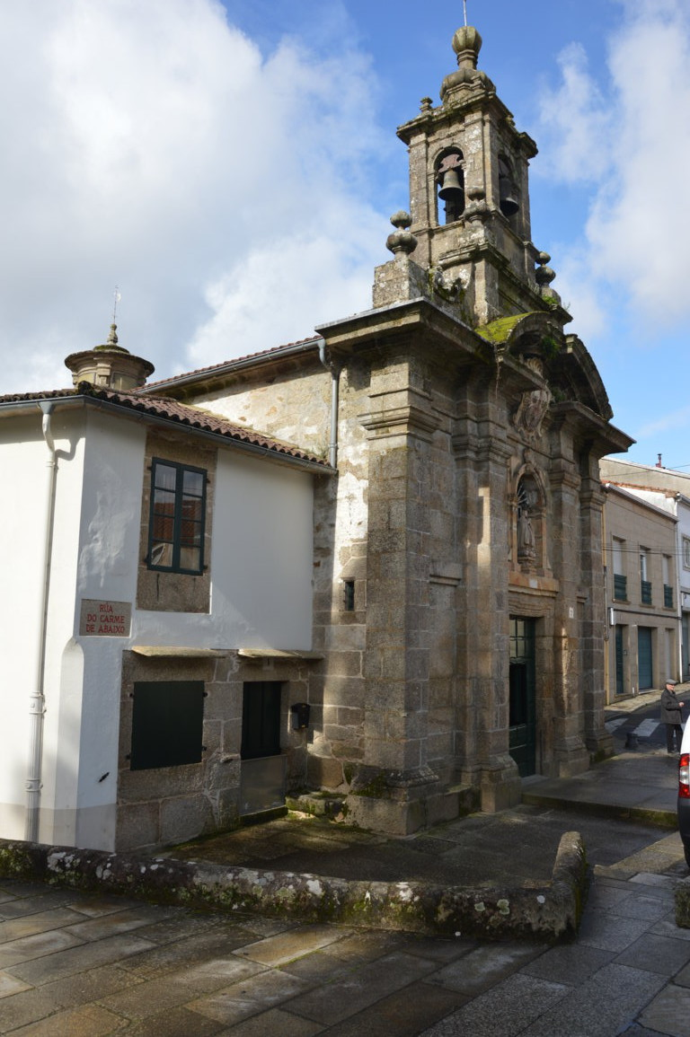 Iglesia do Carmen de Abaixo