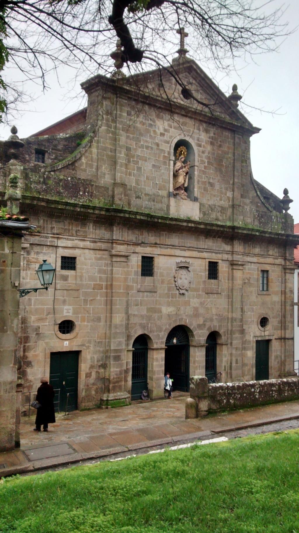 Iglesia convento del Carmen