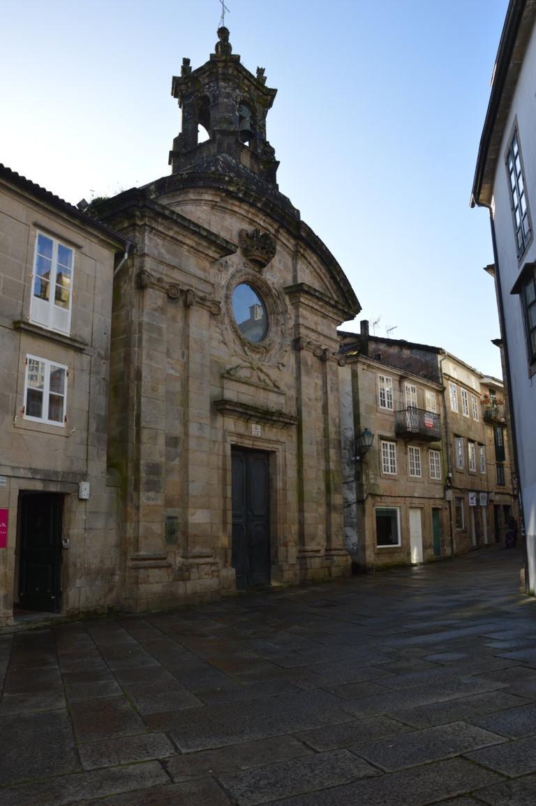 Iglesia Sta María do Camiño