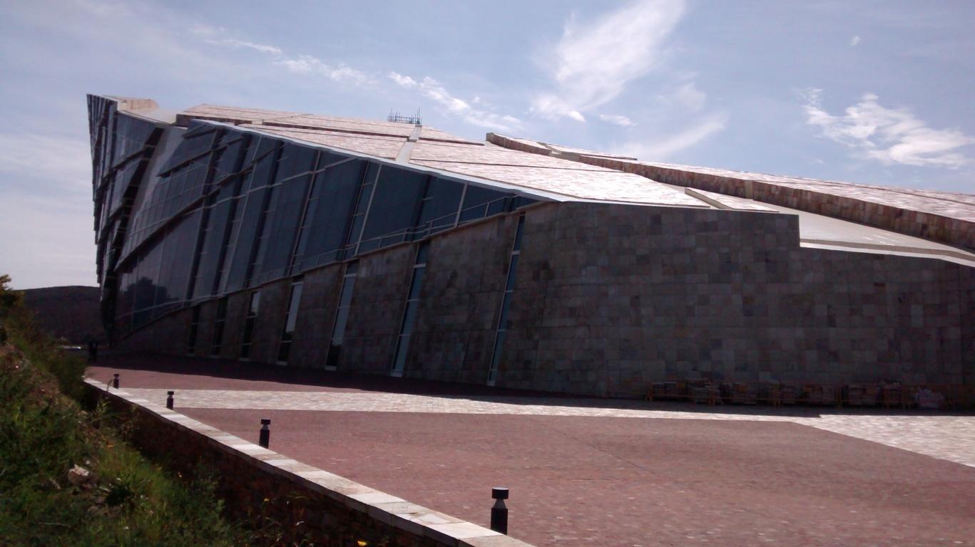 Vista 2- Museo Centro Gaiás