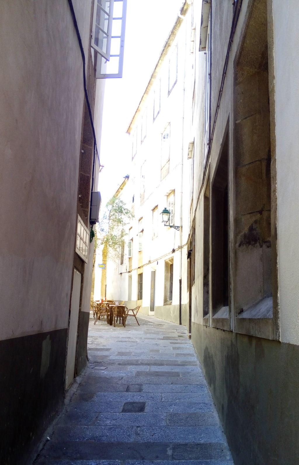 Foto 1 - Saliendo de rúa de Acibechería