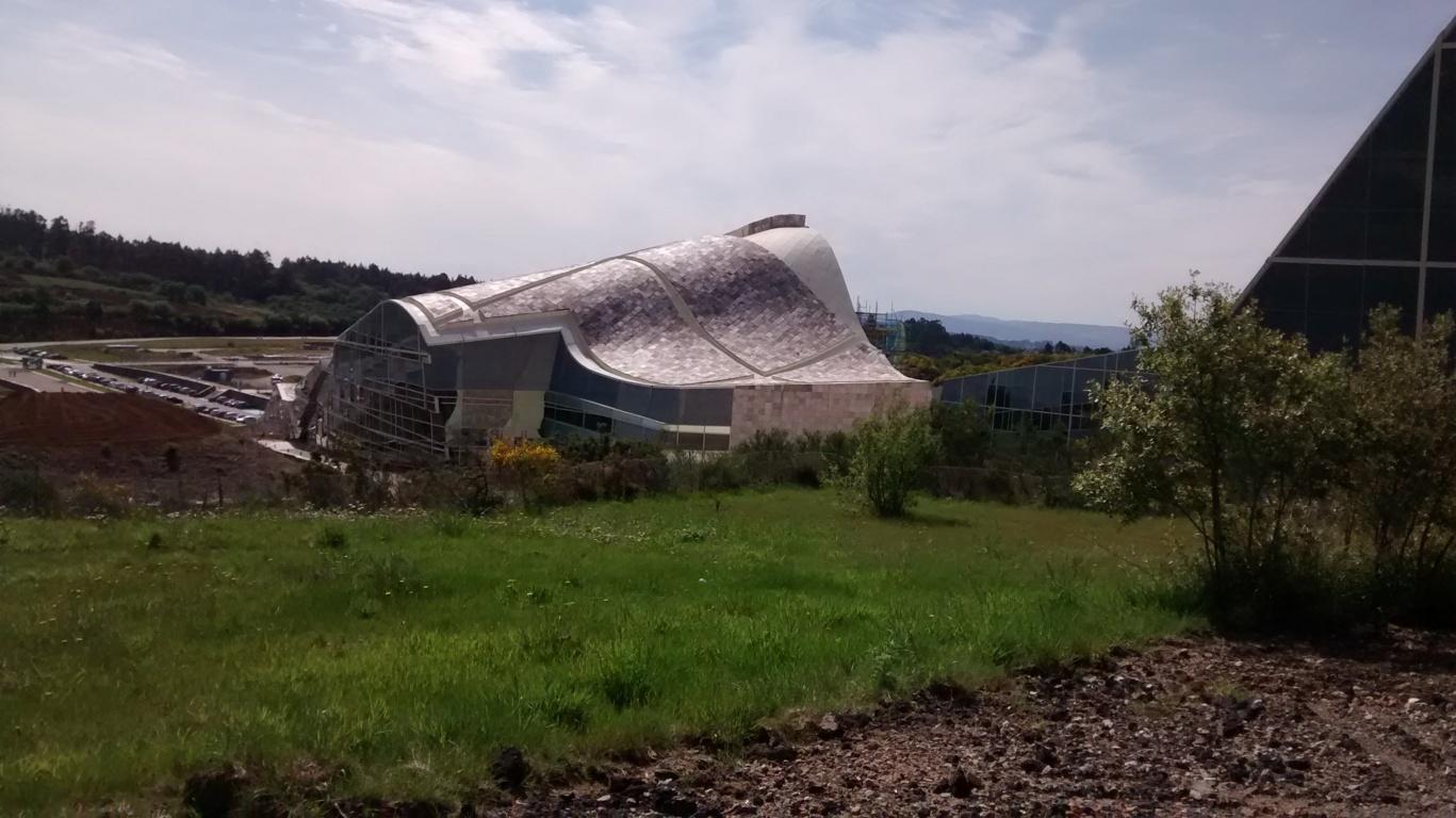 Vista 1- Centro de Innovación Cultural y Modernización Tecnológica de Galicia
