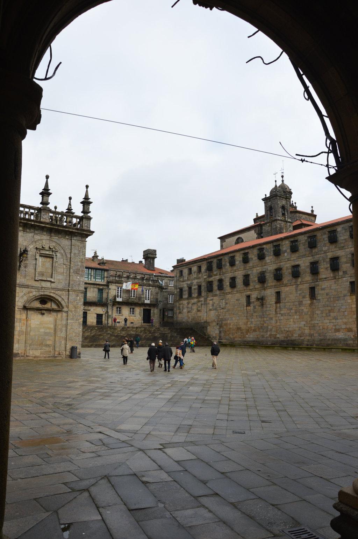 La plaza de la Quintana