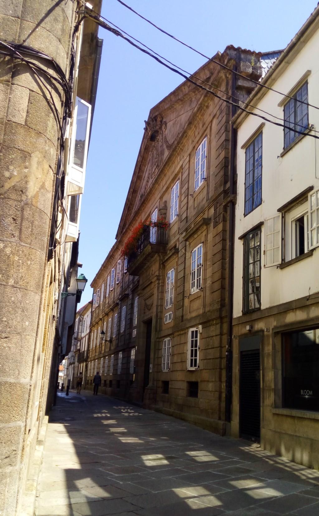 Foto 4 - Edificio Consello Económico e Social de Galicia, antes edificio de los juzgados