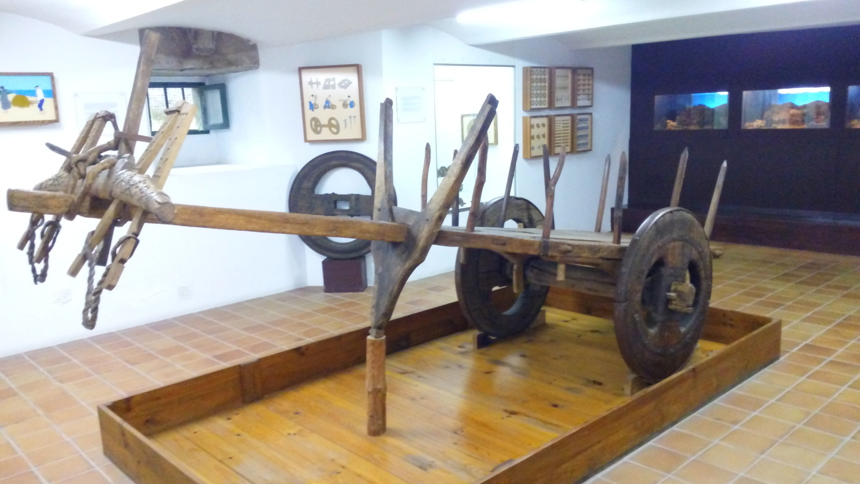 Carro gallego - Museo do Pobo Galego