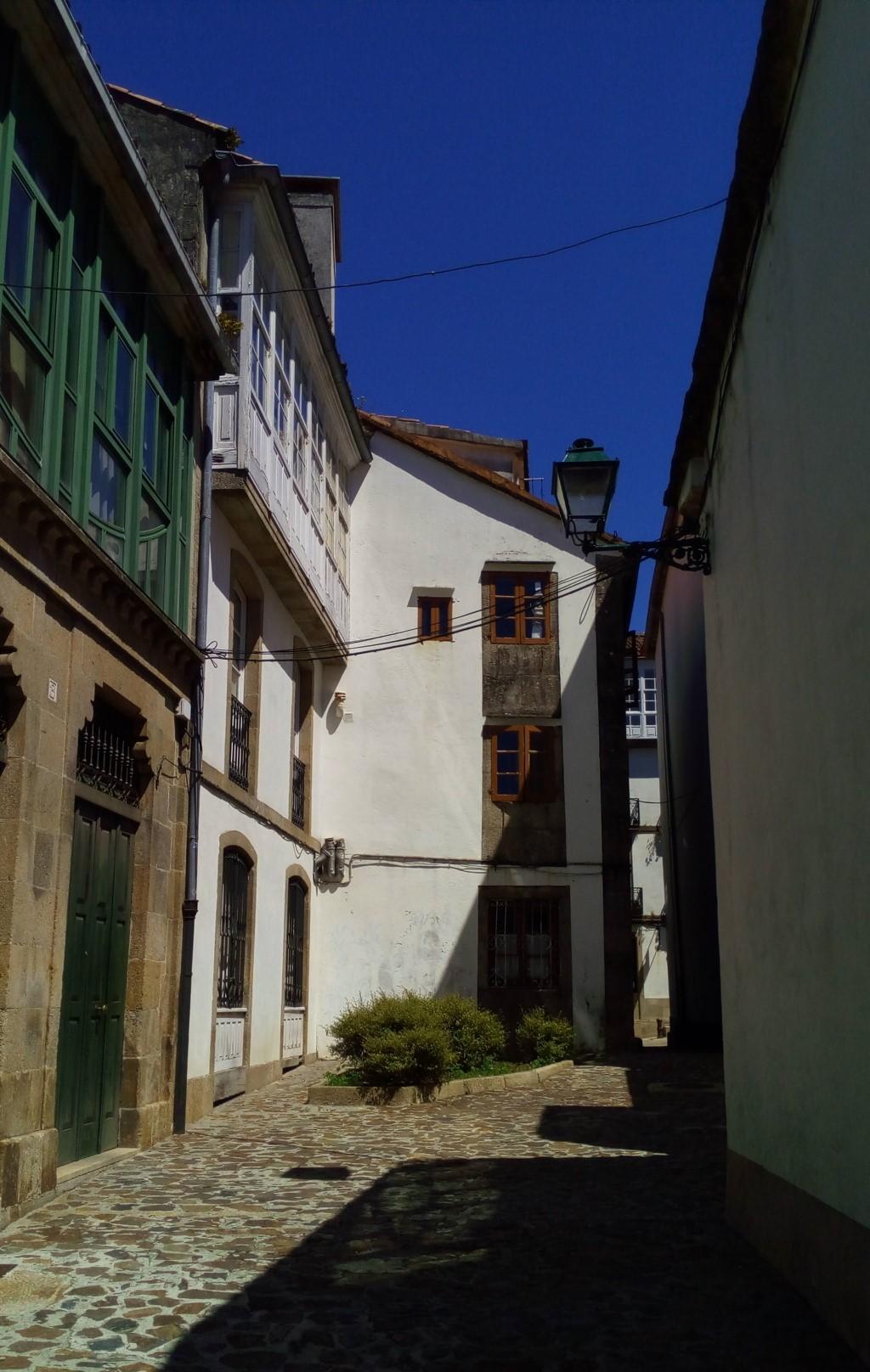 Foto 5 - Llegagando a plaza de San miguel dos Agros