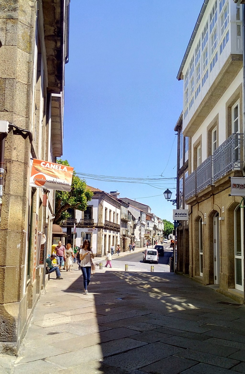 Foto 7 - Llegando a la plaza de San Roque