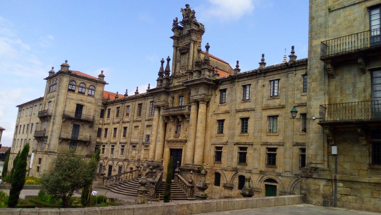 Monasterio de San Martín Pinario (Seminario Mayor)