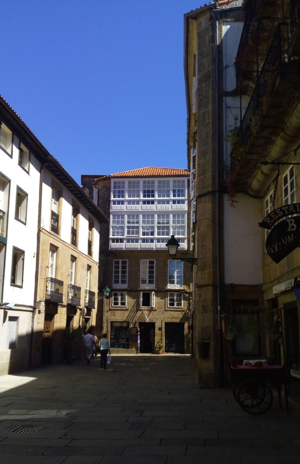 Foto 12 - llegando a la Rúa de Xelmirez