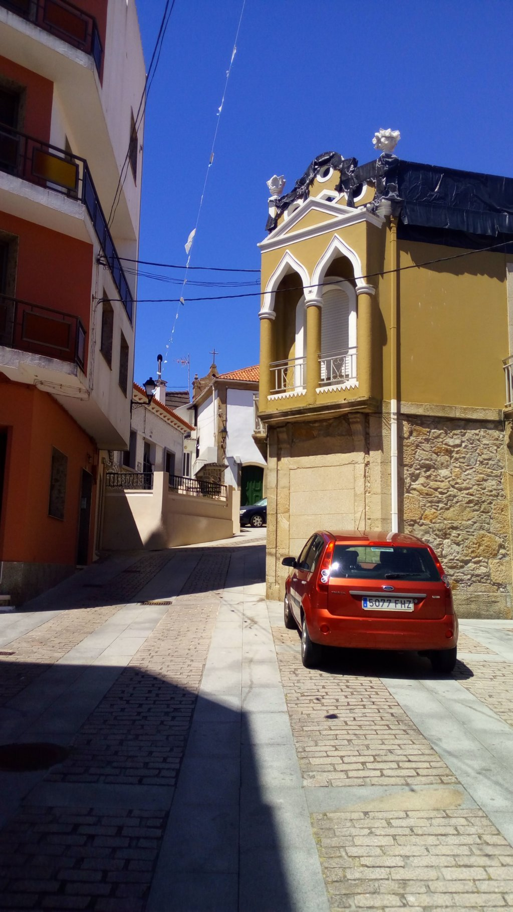 Rúa de la Iglesia
