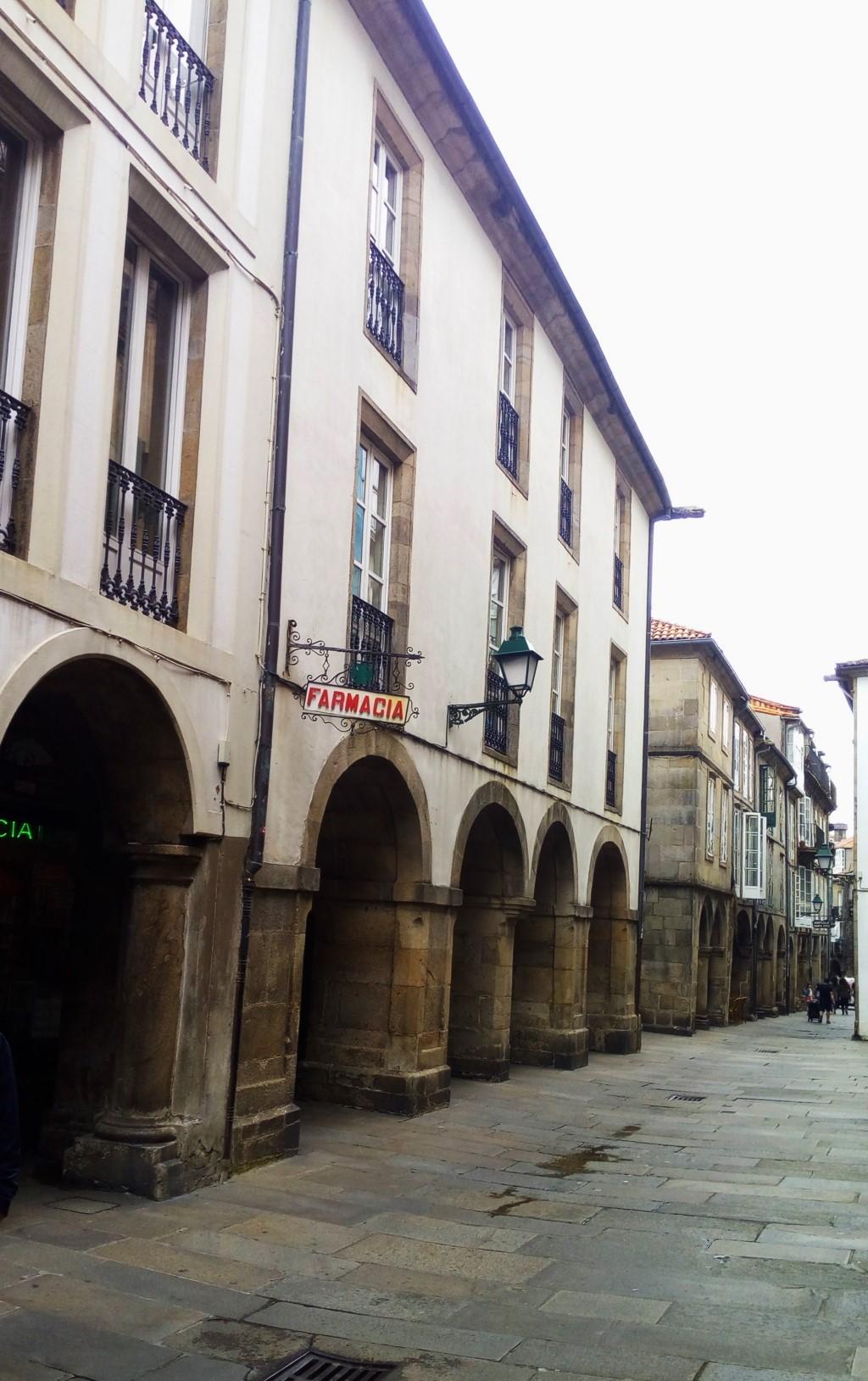 Rúa del Villar