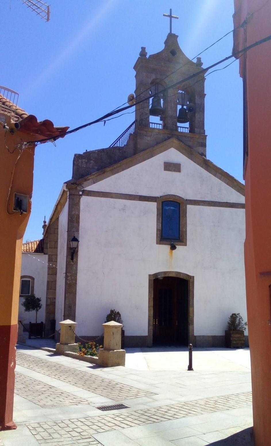 Iglesia de Sta. Maria de Corrubedo