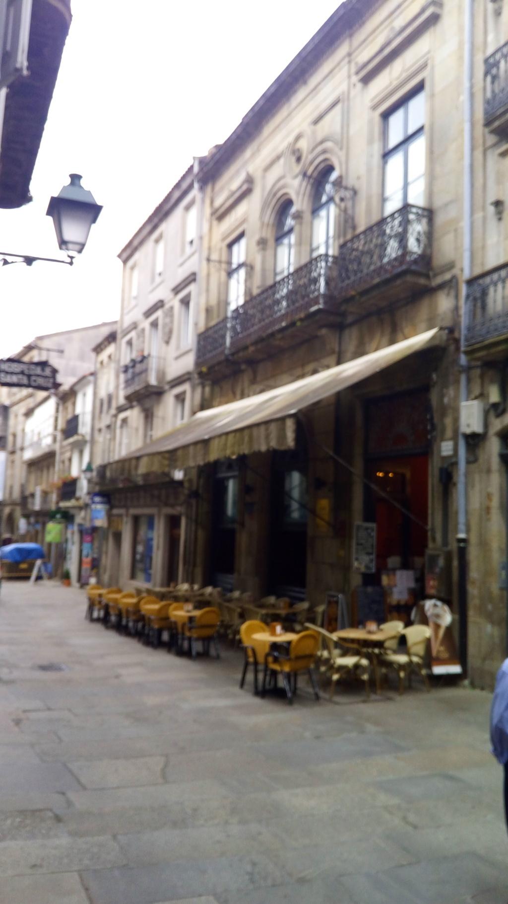 Tramo 8 - A la derecha el emblematico Café Casino