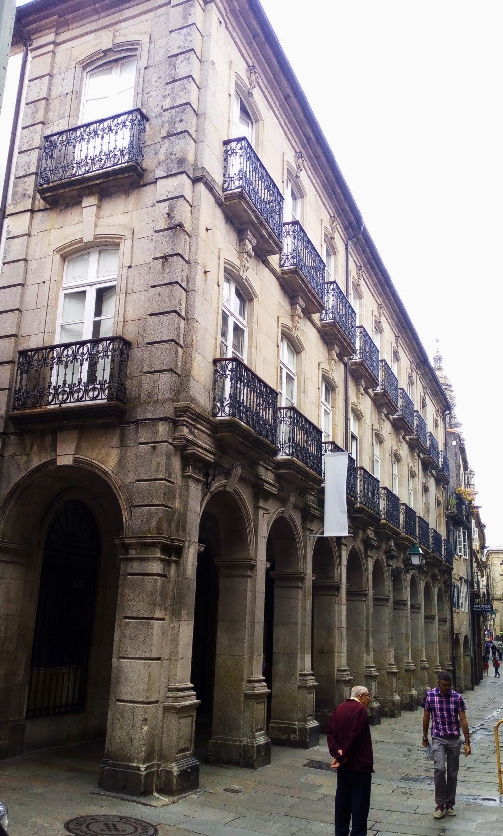Tramo 10 - Rúa del Villar