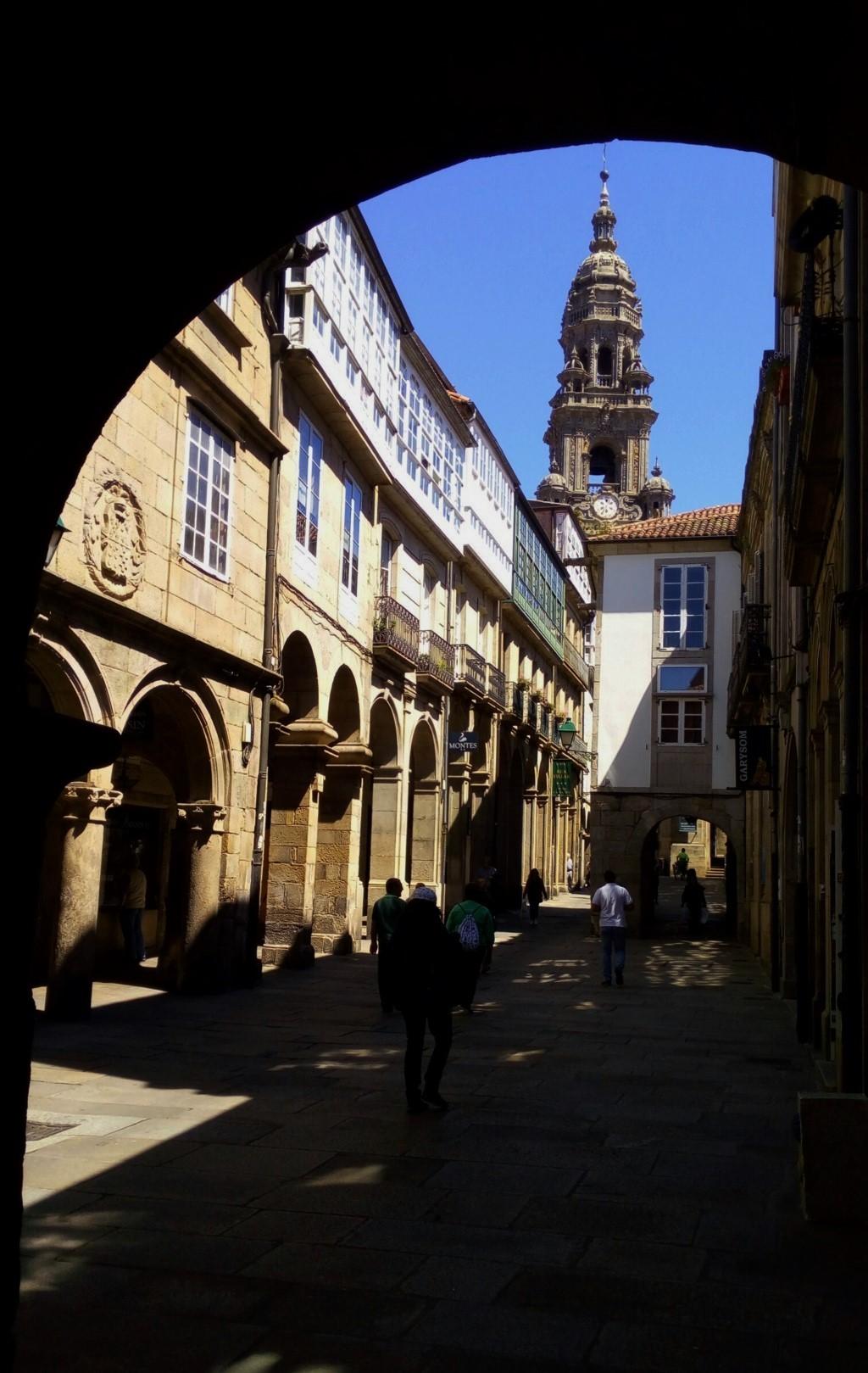 Tramo 14 - Rúa del Villar