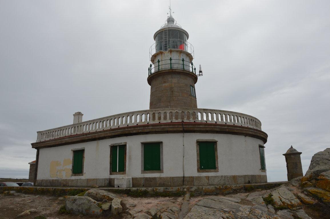 Faro de Corrubedo