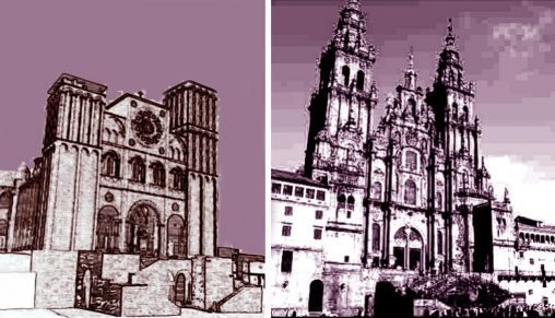 Catedrales comparadas 2 (FIL